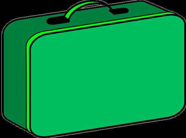 Grøn madkasse